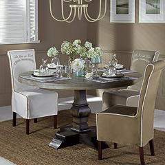 Glendale Round Dining Table 130