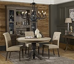 Oceanside Round Dining Table