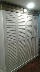 Parthenon Wardrobe 4 Doors