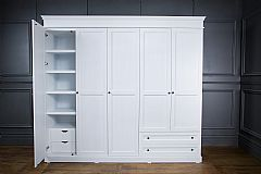 Londa Beach Wardrobe 5 Doors
