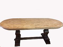 Glendale Ovale Dining Table