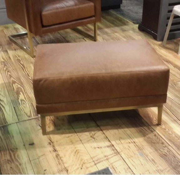 Logan Footstool