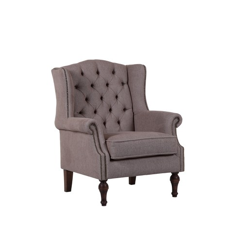 Bronx Tufted Wingchair
